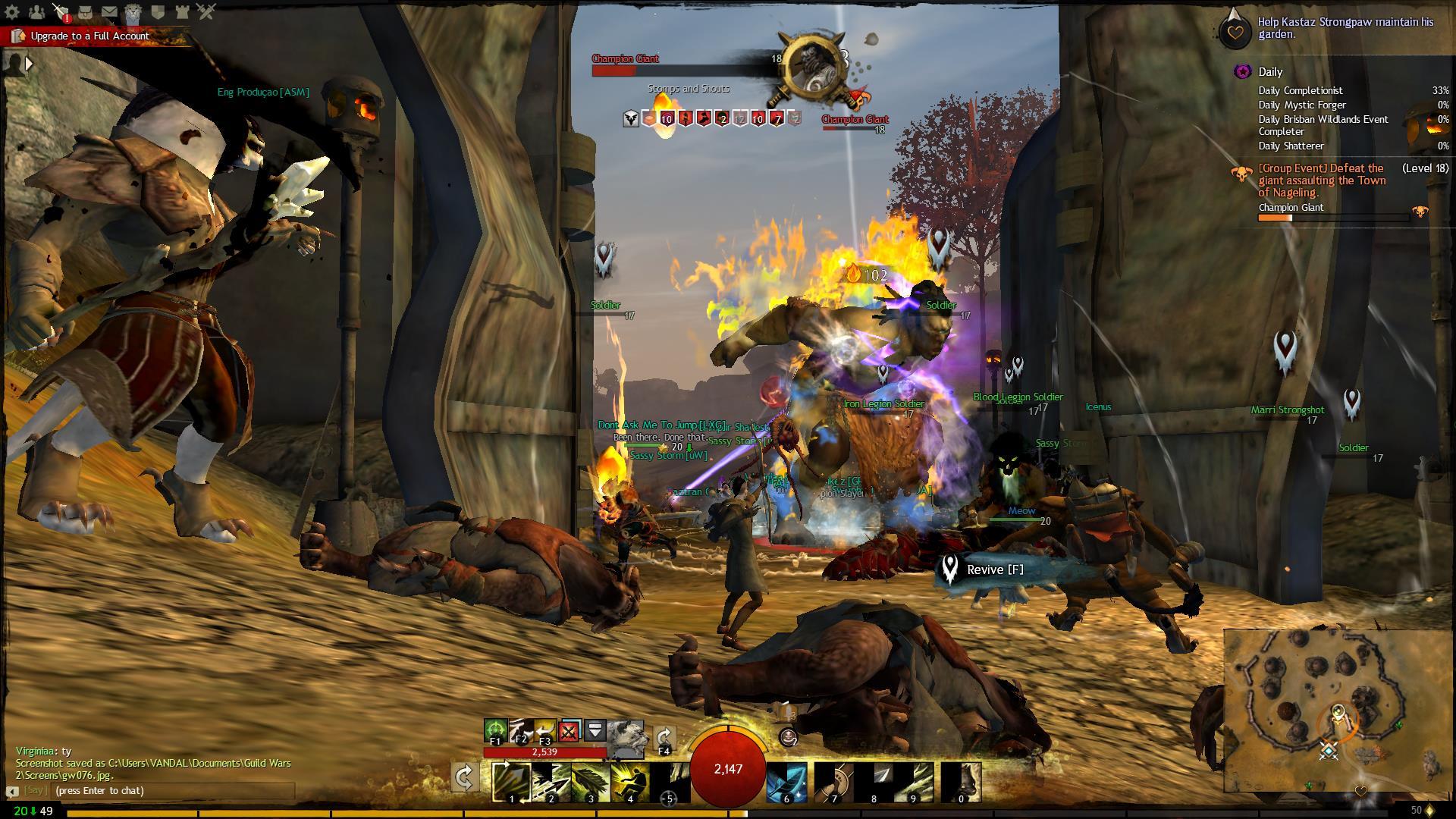 Guild Wars 2 Als Momo