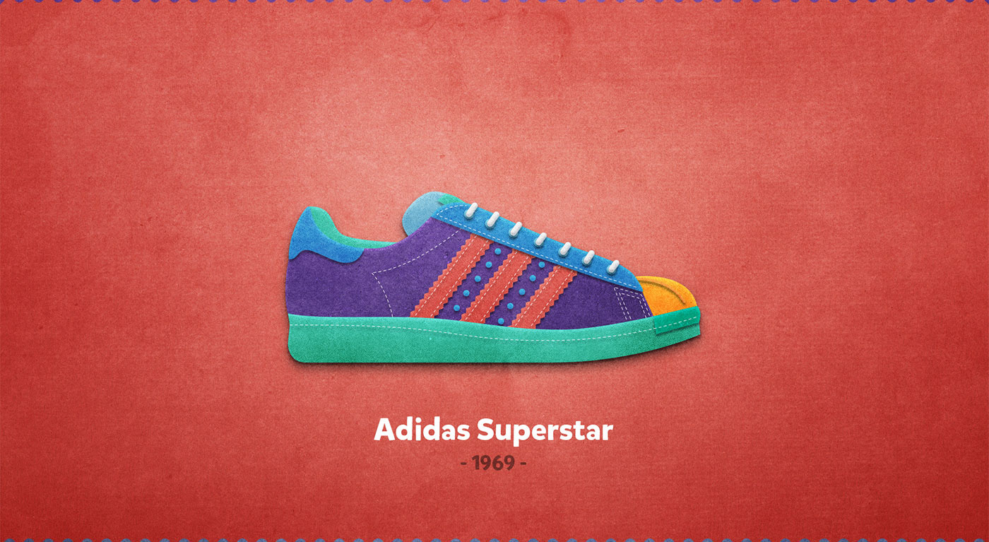 Adidas Superstar - 1969