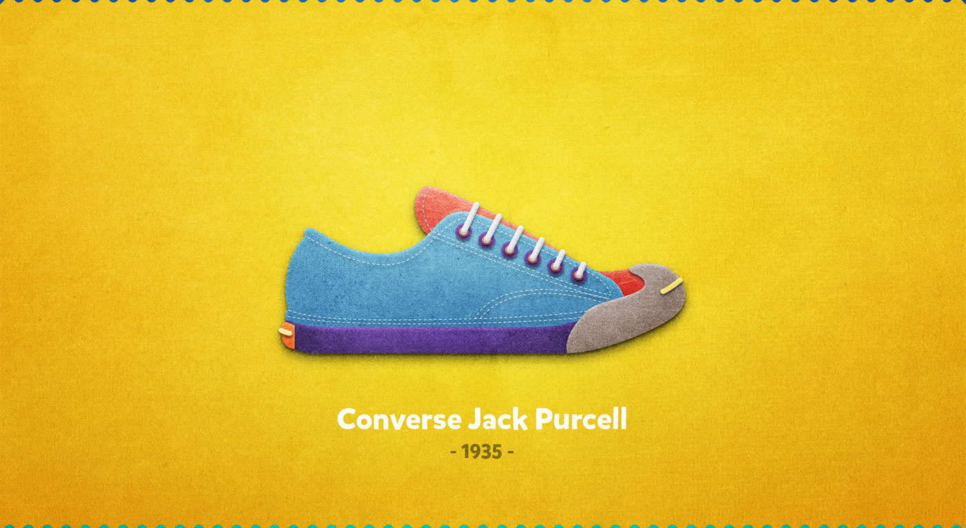 Converse Jack Purcell - 1935