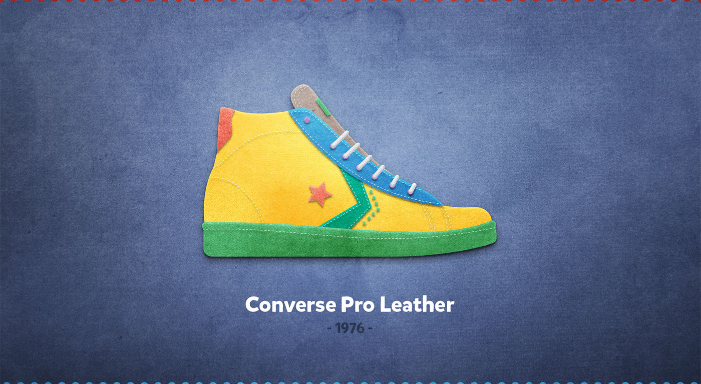 Converse Pro Leather - 1976
