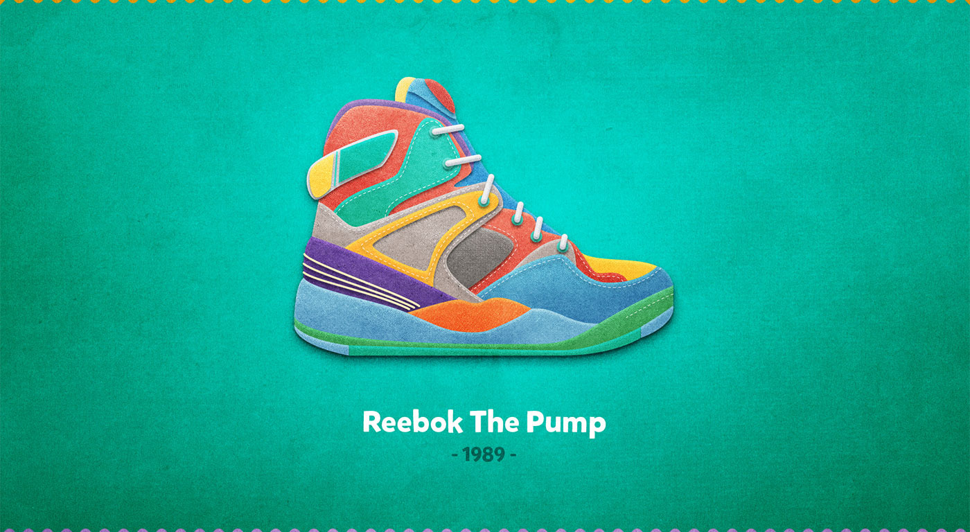 Reebok The Pump - 1989