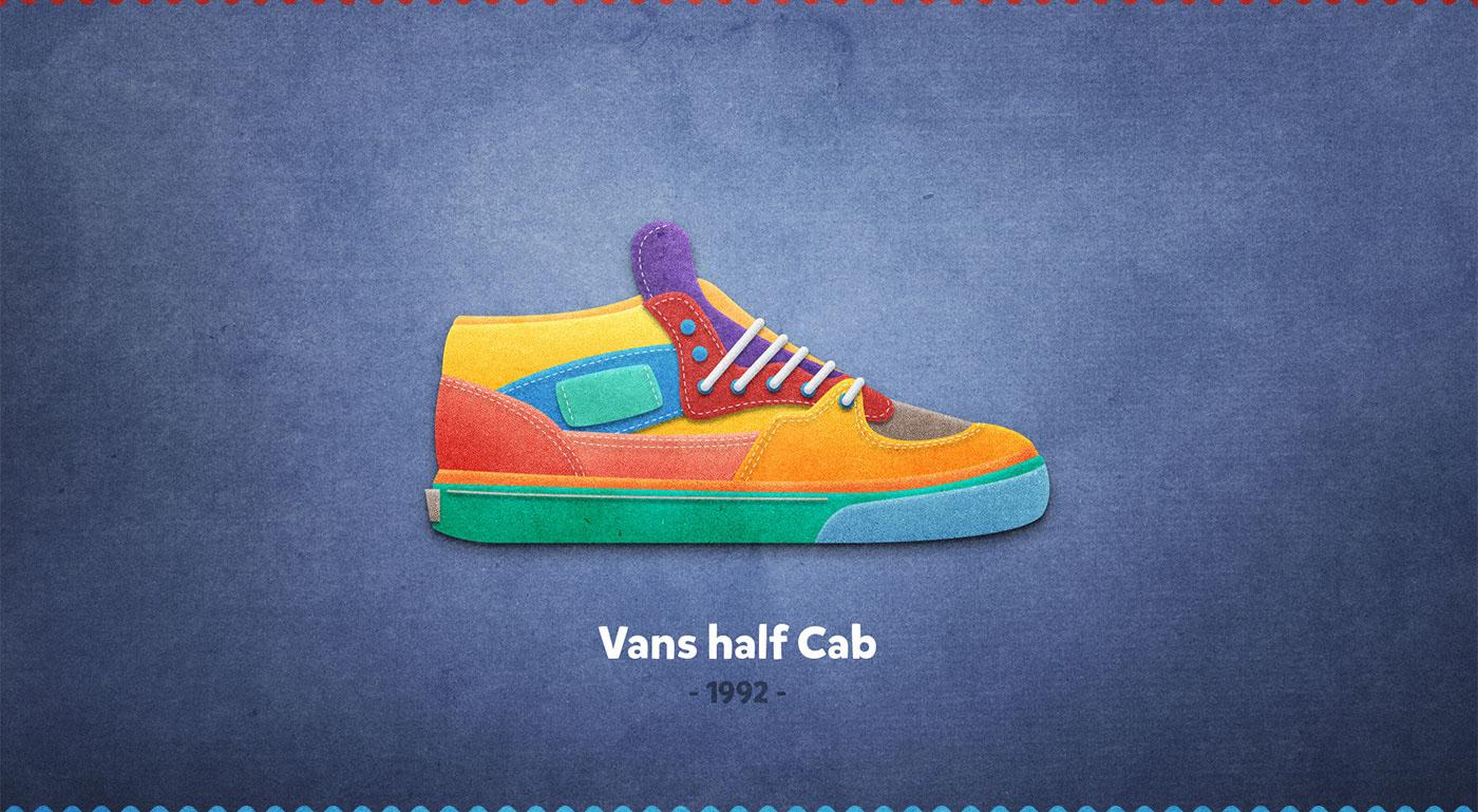 Vans Half Cab - 1992
